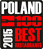 poland 2015 100 best restaurant